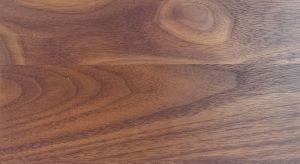Houten bed Amerikaans notenhout Torino
