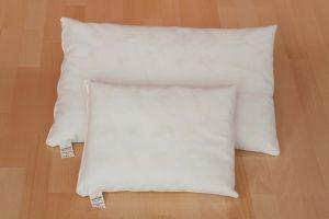 Kinderkussen biologisch paardenhaar Moosburger D-RH 30x40