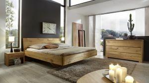 Eiken nachtkastje massief hout Amsterdam