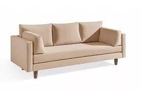 3 Zits bank  slaapbank Lounge S type H biologisch Dormiente eco