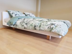 Dormiente sale biologische boxspring Lounge Night 180x200 cm