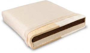Eco matras NELE Plus Prolana 1-persoons kokos natuurlatex