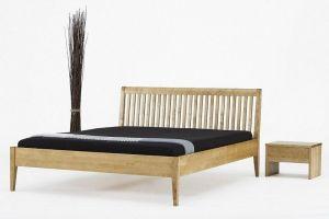Houten bed VENETIË massief beuken hout Bedaffair