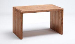 Houten nachtkastje Naps puur massief hout