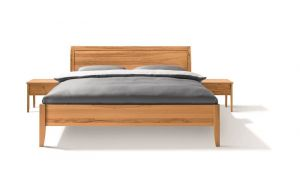 Massief houten bed SESAM Team 7