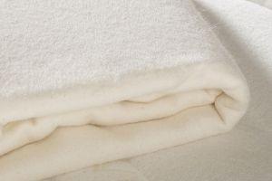 Matrasbeschermer wieg baby ledikant molton biologisch katoen Prolana