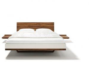 De bekroonde RILETTO van TEAM 7 is een zwevend houten bed. Oostenrijks perfectie & vakmanschap om van te dromen. Duurzaam design. ✓metaalvrij ✓natuurhout ✓bedzijkanten in natuurhout of leder