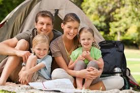 Eco kamperen en biologisch overnachten