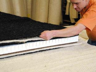 Latex matras biologisch van Bedaffair