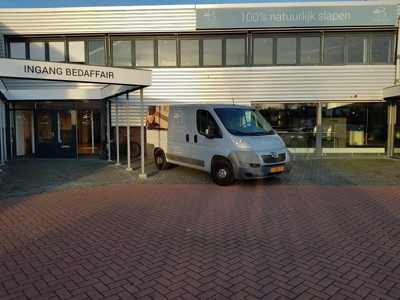 Bedaffair grootste ecologische beddenwinkel in Nederland