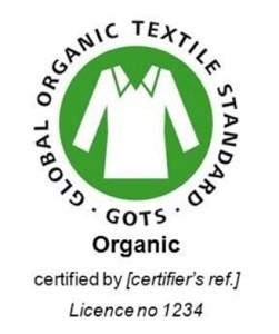 GOTS certificaat bij merken, stoffen en bedden
