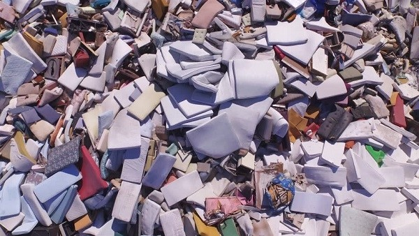 Is jouw matras goed te recyclen? Het circulaire matras