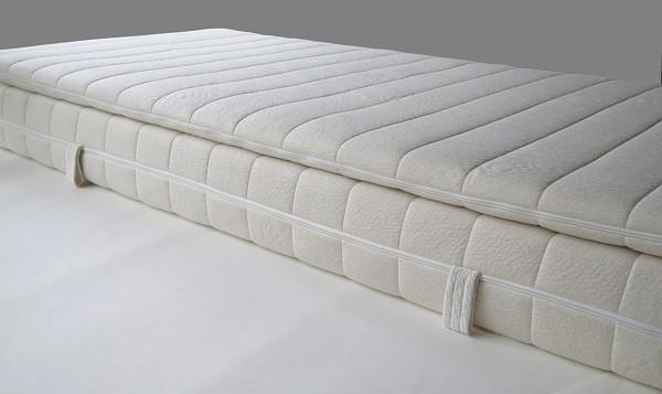 Matras met koelende en ventilerende eigenschappen