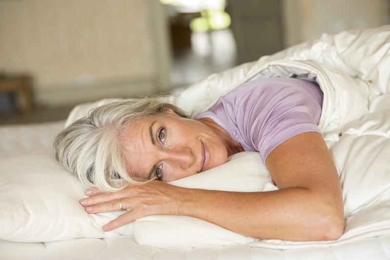 Slecht slapen tijdens overgang; Tips om te slapen met overgangsklachten