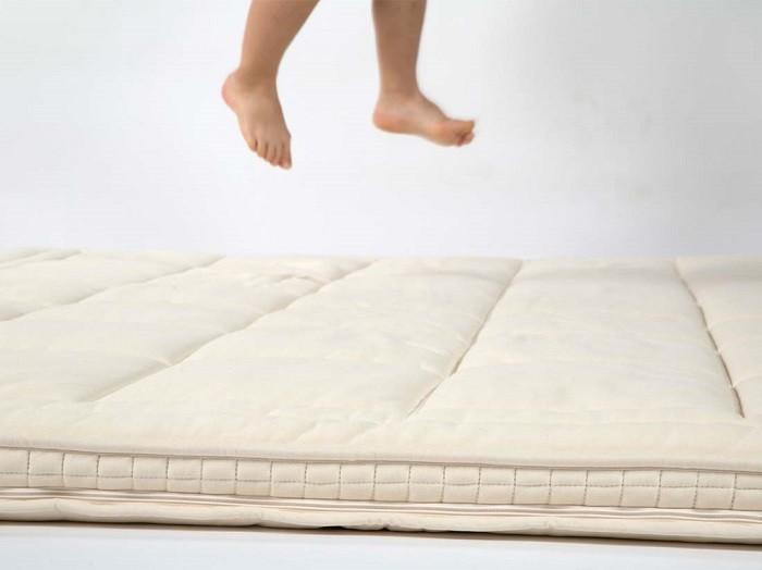 Topdekmatras of topper verlengt levensduur matras