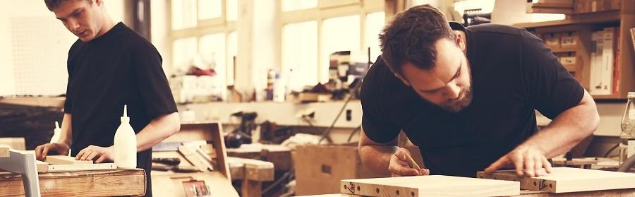 Werkplaats en meubelmakers Holzmanufaktur