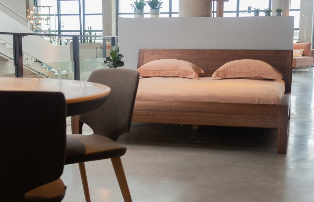 Showroom Bedaffair Amsterdam IJburg