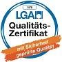 LGA gecertificeerd