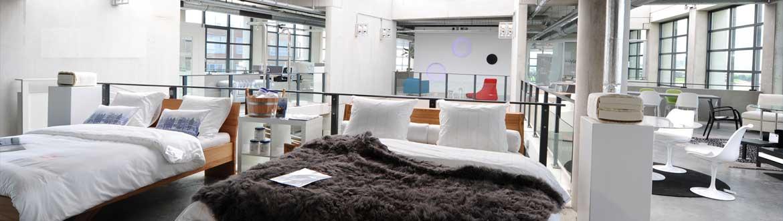 Nieuw bed Amsterdam